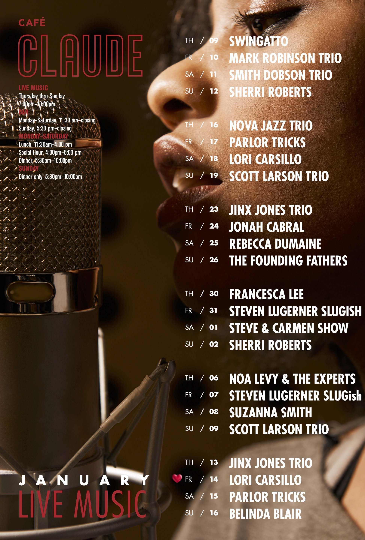 Jazz January 2020